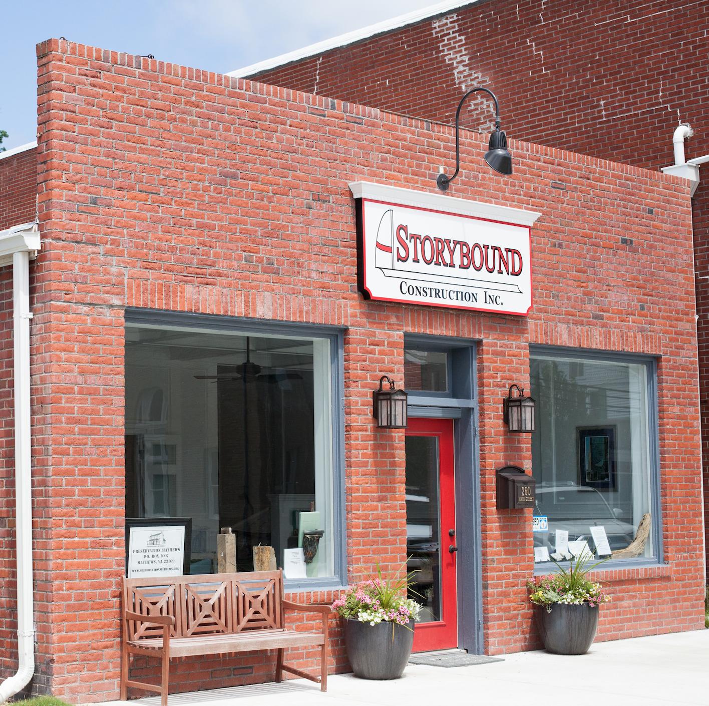 Storybound Construction, Inc. Exterior