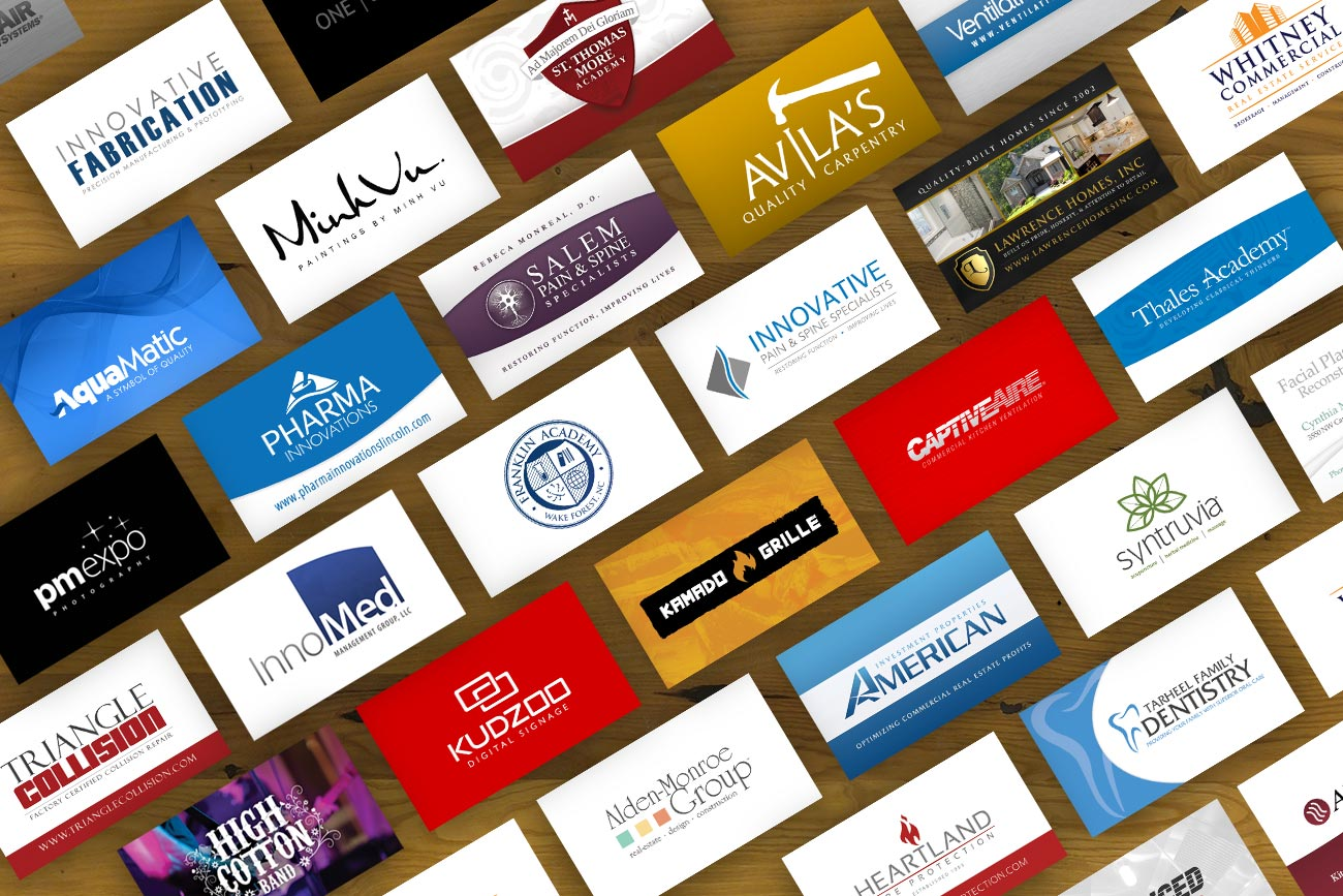 Cohesive Print Marketing Campaigns -