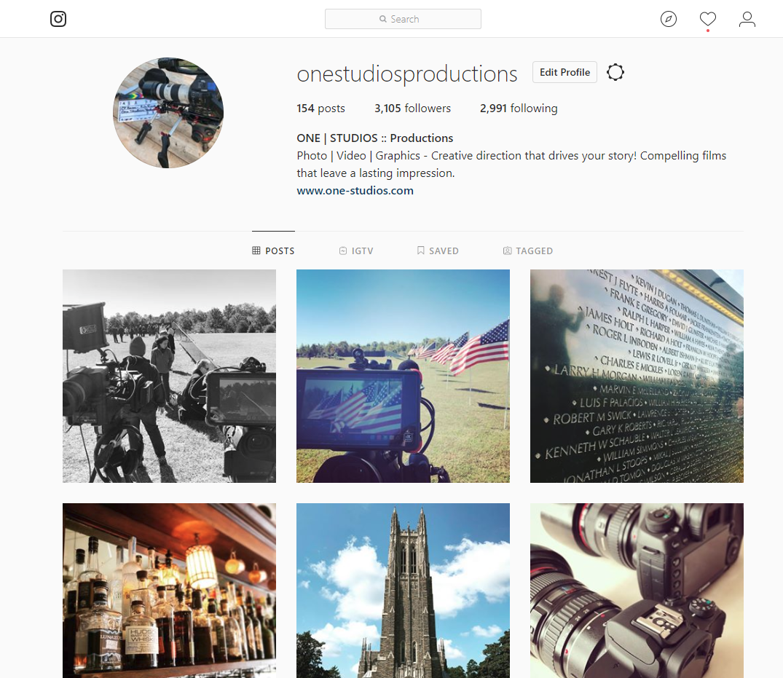 Social Media management & content creation -