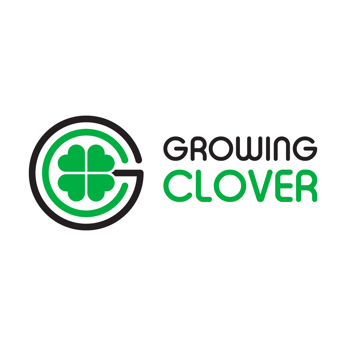 Logo | Growing Clover