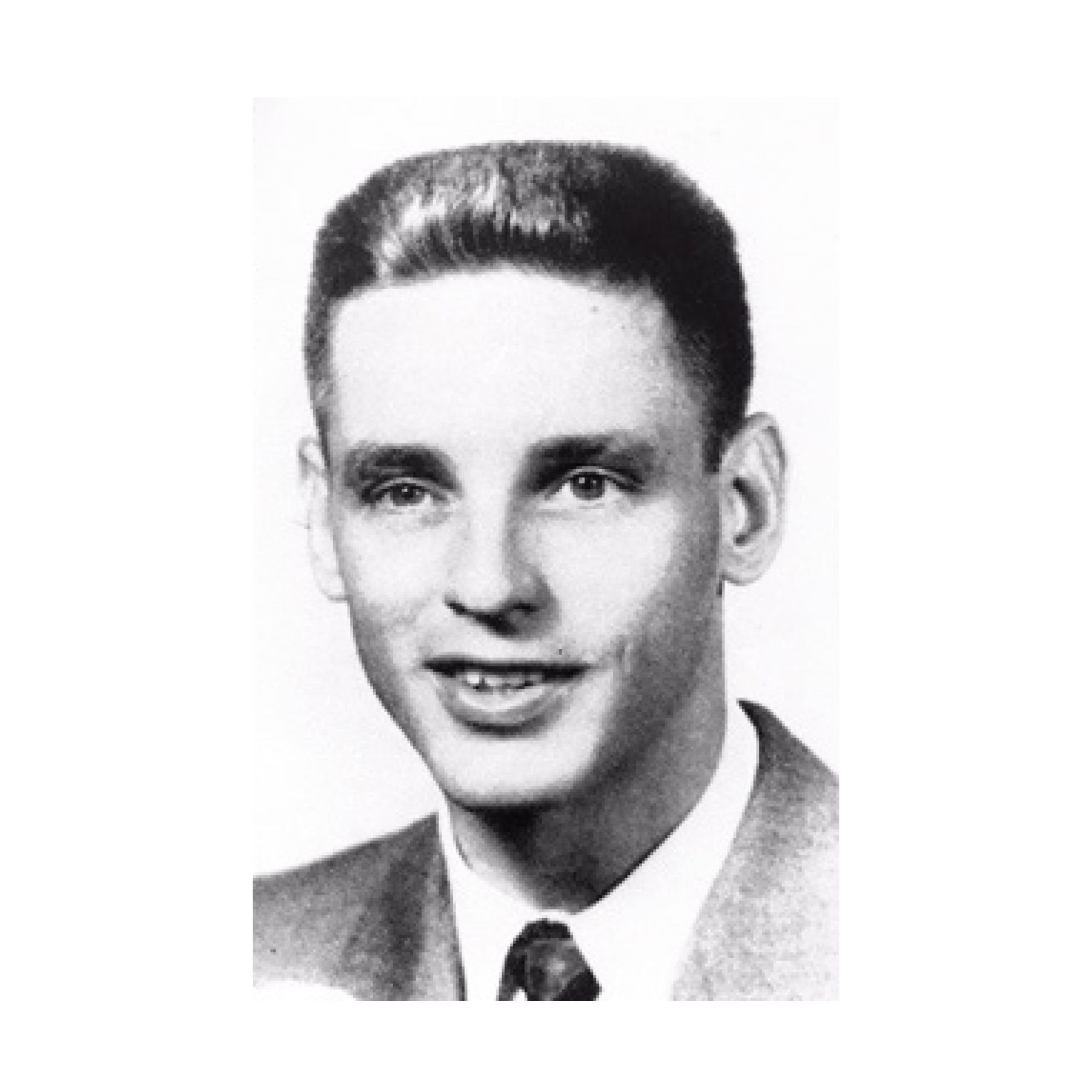 1951 —In a ten-minute decision on the day he graduated from Wartburg College, Norm decided not to go to seminary and instead work as the Director of Public Relations for his alma mater.
