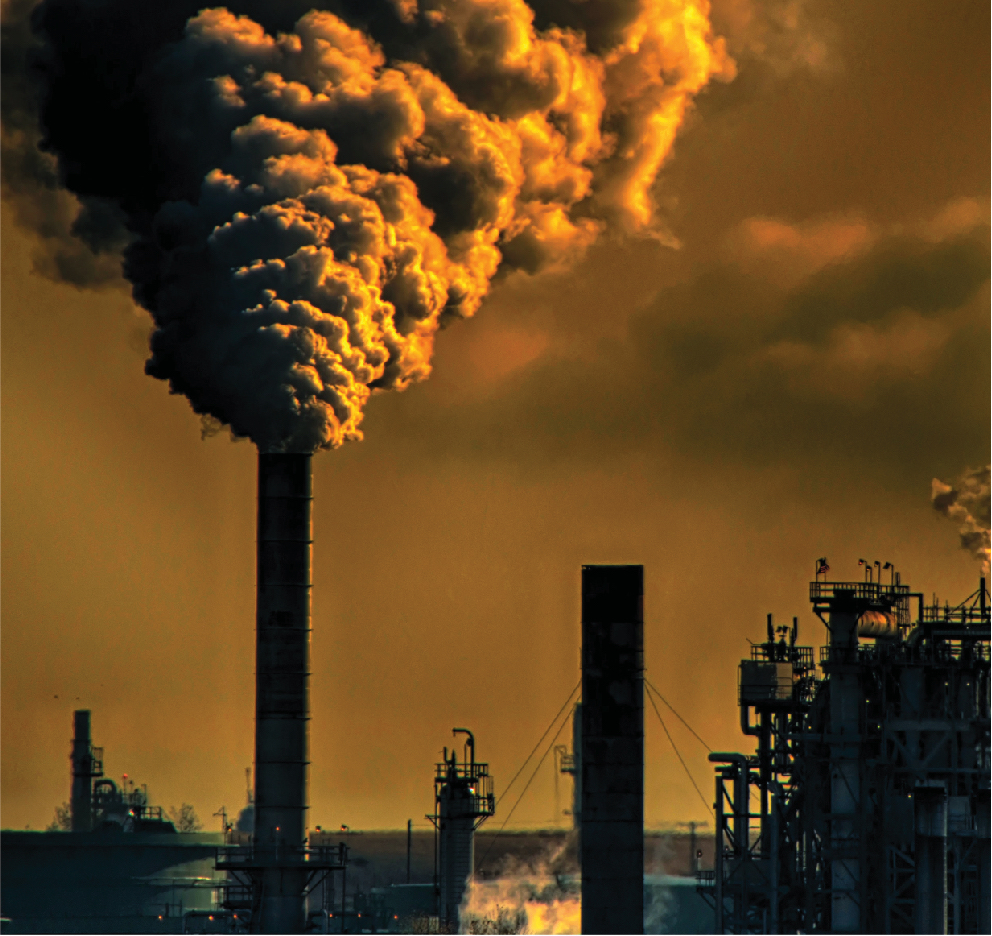 Fumes, chemicals and dust found many work environments