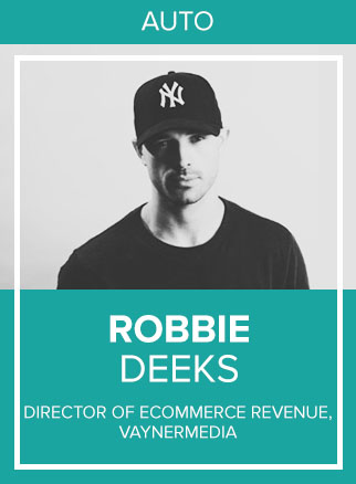 - Robbie is a resourceful and adaptable sales and marketing strategist with a passion for collaborating with CPG, eCommerce brands, and technology start-ups to accelerate growth.Click for more