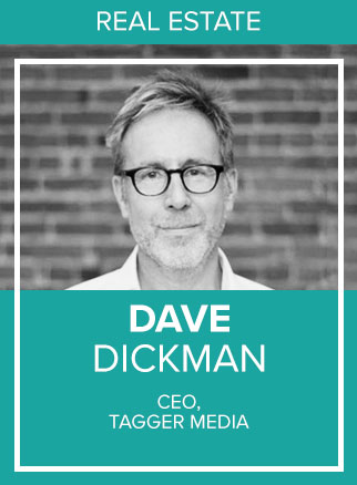 - Dave Dickman is an experienced media executive, having served in senior leadership positions at a wide range of media and tech companies.He is currently CEO of Tagger Media, a comprehensive Influencer Marketing platform offering best in class tools to agencies, brands and media companies. Prior to Tagger Media, he was President of Reelio, a managed service offering in the Influencer Marketing space that was acquired by Fullscreen Media.