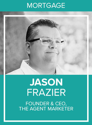 - Frazier is the only mortgage professional to speak at the major conferences for Real Estate, Mortgage, and Title industries. He has more than 20 years of expertise in marketing, social media, technology startups and venture capital, holding various senior-level and C-Level positions.Socials: FB, IN, IG, TW, PODCAST