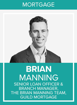 - Brian Manning is a residential mortgage lender in Boulder, Colorado and his closed loan volume ranks him in the Top 1% of Mortgage Originators year after year. In addition to helping clients finance their dreams, Brian is also a education provider in the state of Colorado and presents multiple DORA approved continuing education courses to Realtors® and is a go-to source for accurate market information for both consumers and industry professionals. Brian and his team have cultivated a review capture system that has allowed them to become the most reviewed lender on both Google and Zillow in the areas in which he serves.Social Channels: IG, FB, TW, IN, YT