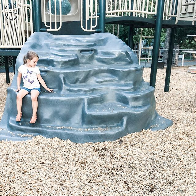 Mommy! I conquered the mountain! I the queen of the playground! . Here's to conquering mountains! No matter the size, you got this. Keep going! . . . . . . . . . #mountains #playgrounds #getafterit #mothersanddaughters #sendingoutarrows #girlpower #mommyblogger #momlife #fortmillmomlife #fmml #fortmillmoms