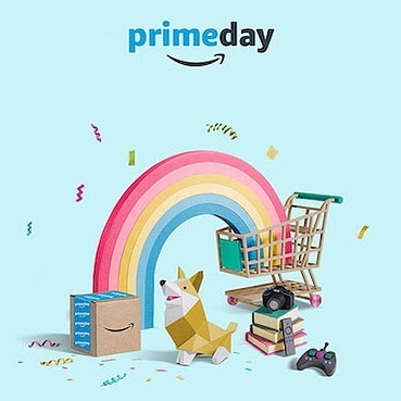 Who loves prime day? . Do you already have a plan to hide boxes? . This week is going to be fun! Between prime days and our @katylooboutique style and shop Thursday we are getting all the things! . I totally need another instapot right? . Have you grabbed up any good deals? Let us know!!!