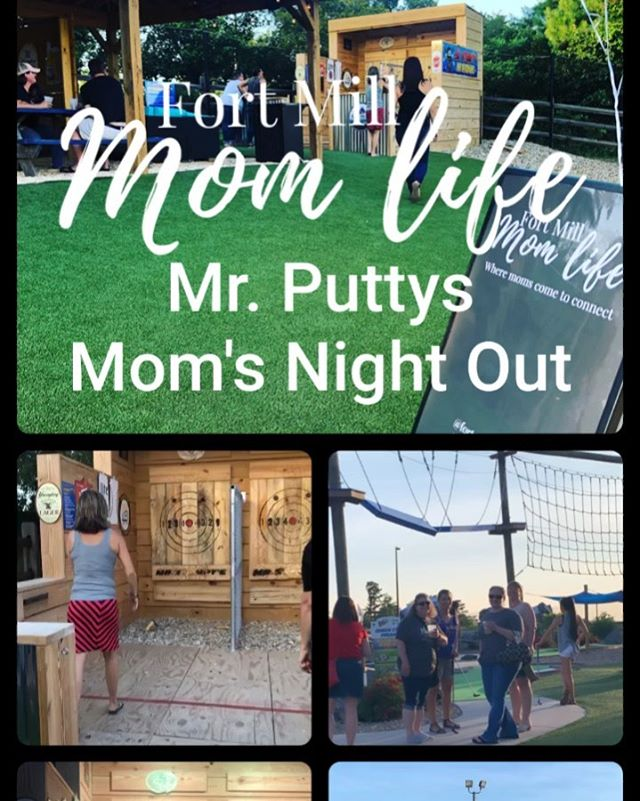 What can you expect on a Moms Night Out? Check out our profile under highlights just click MNO for a glimpse into our Moms Night Out! . Make sure you grab up and RSVP for this months MNOS! Link in profile! . . . . . . . . . #fortmill #fortmillmoms #tegcaysc #thingstodofortmill #fortmillsc #fmml #fortmillmomlife #fortmillnow