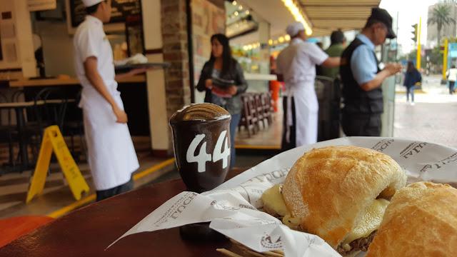 Best Sandwich in LIMa!