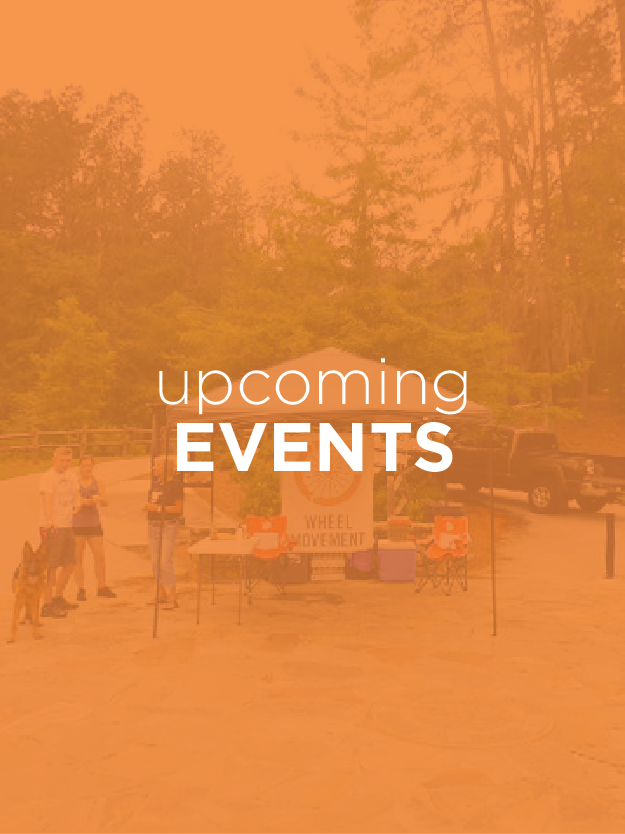 Looking for Events? - If you're looking to go for a ride, check out our upcoming rides and events like our annual ride and join us when you can!