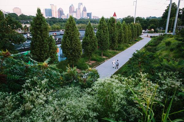 EX² Technology Partners with Atlanta BeltLine, Inc. to Transform Railroad Corridor into a Technology-Rich Corridor -