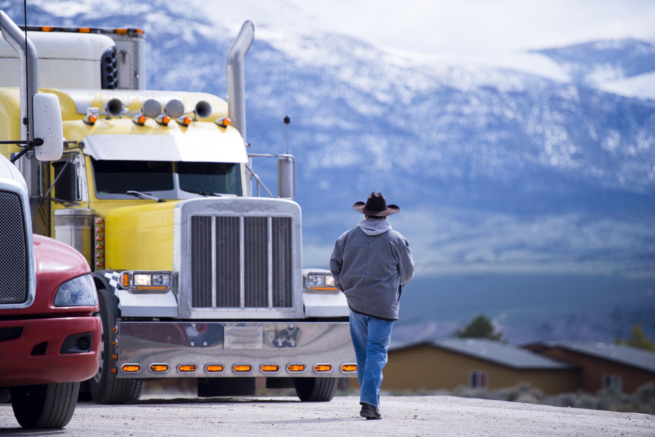 Colorado Department of Transportation - Truck Parking Information Management