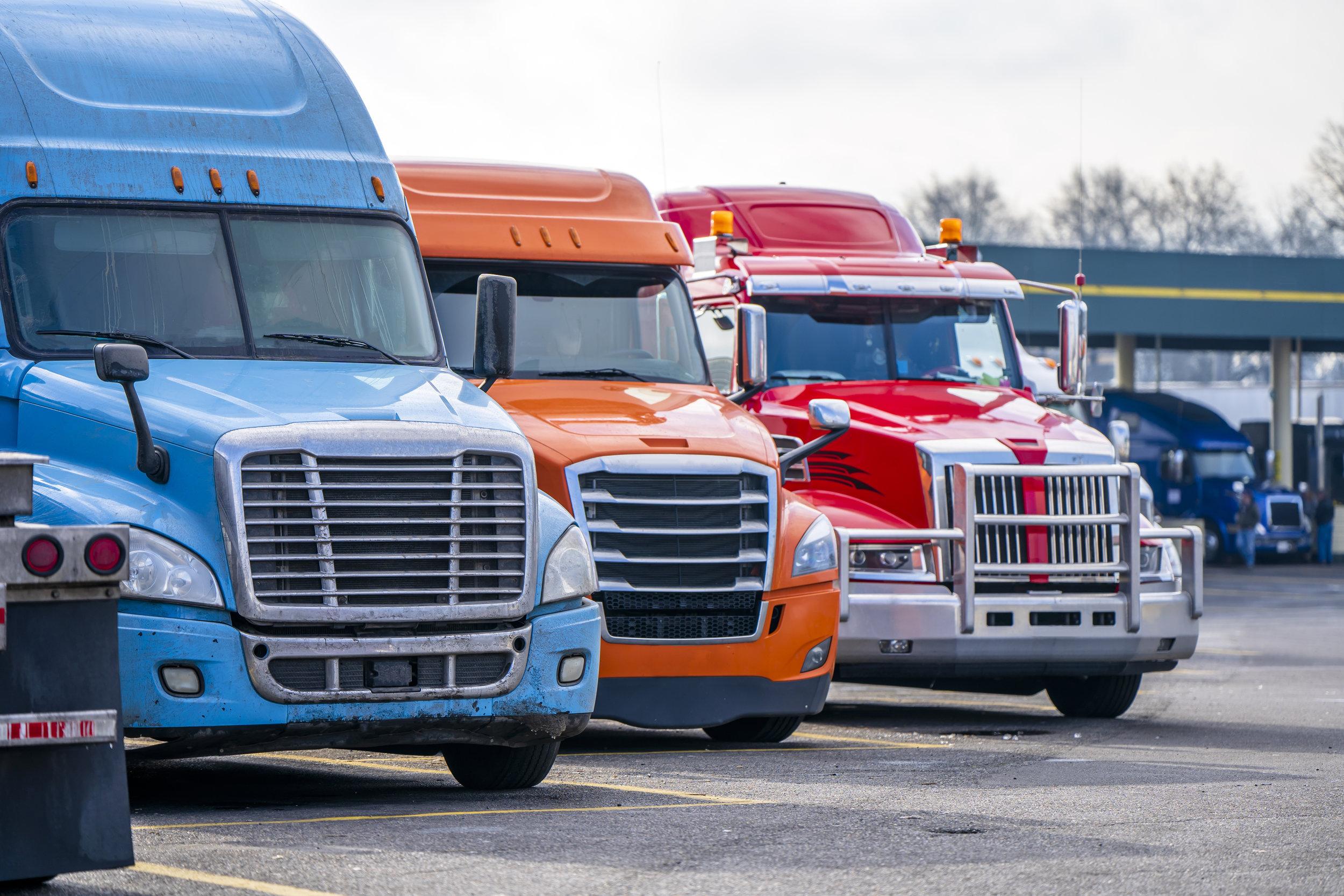 Michigan Department of Transportation - Truck Parking Information Management