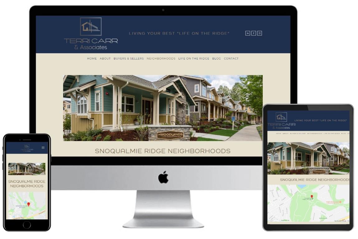 www.terricarrsellshomes.com  | real estate group