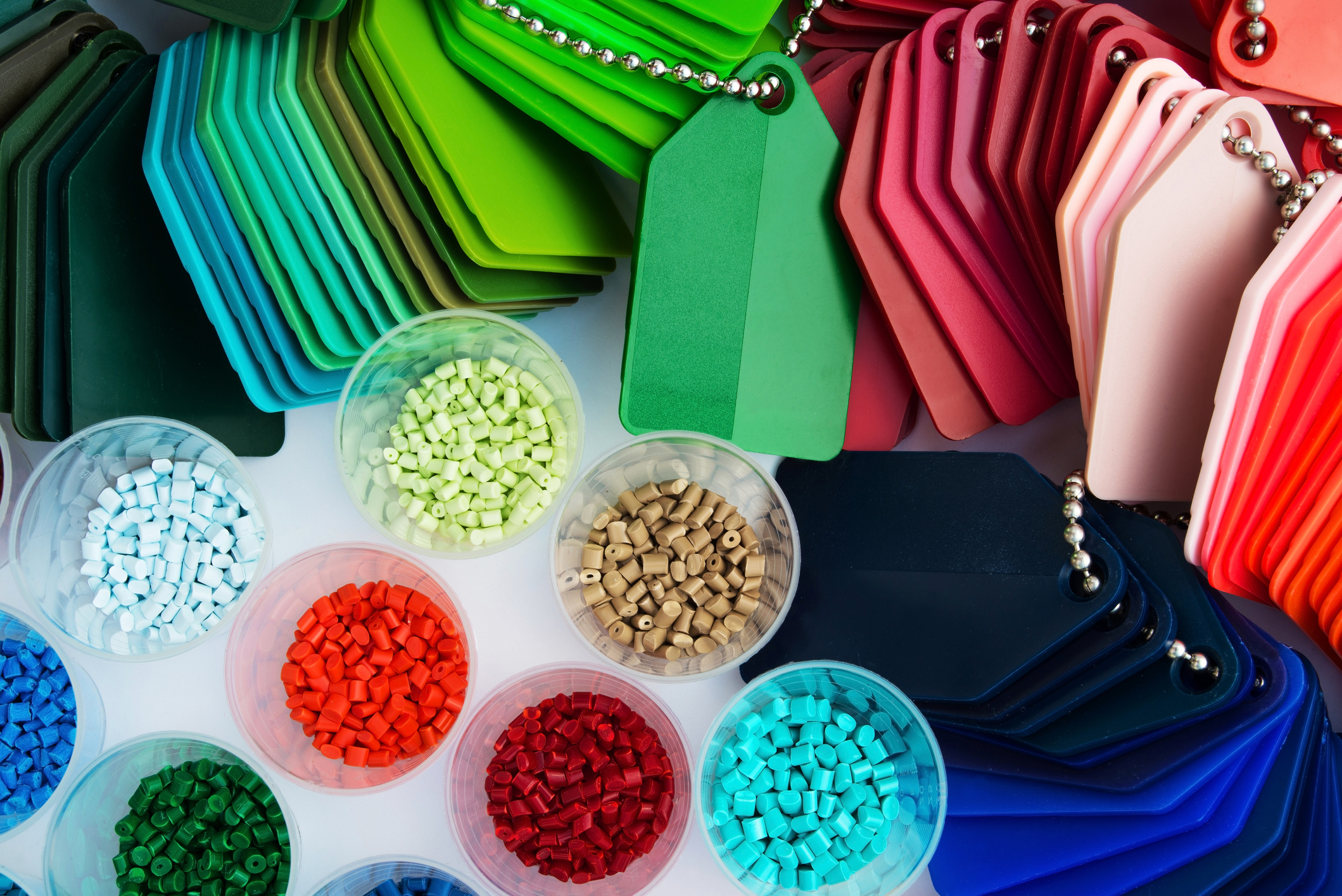 Materials Guide - Choose from a wide variety of different thermoplastic materials