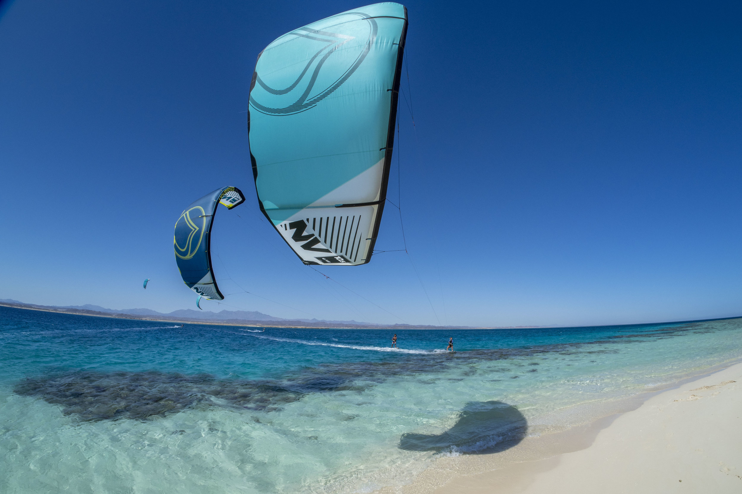 kitesurfing egypt locations hurghada kite safari el gouna
