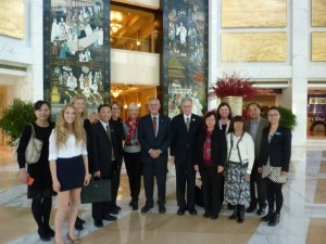 Portland Mayoral Delegation to Suzhou (2)