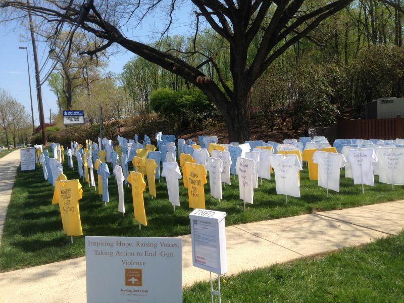 Photo of Memorial to the Lost, Heeding DC, St Mark Pres, TDelity, 4-26-14_3_0.JPG