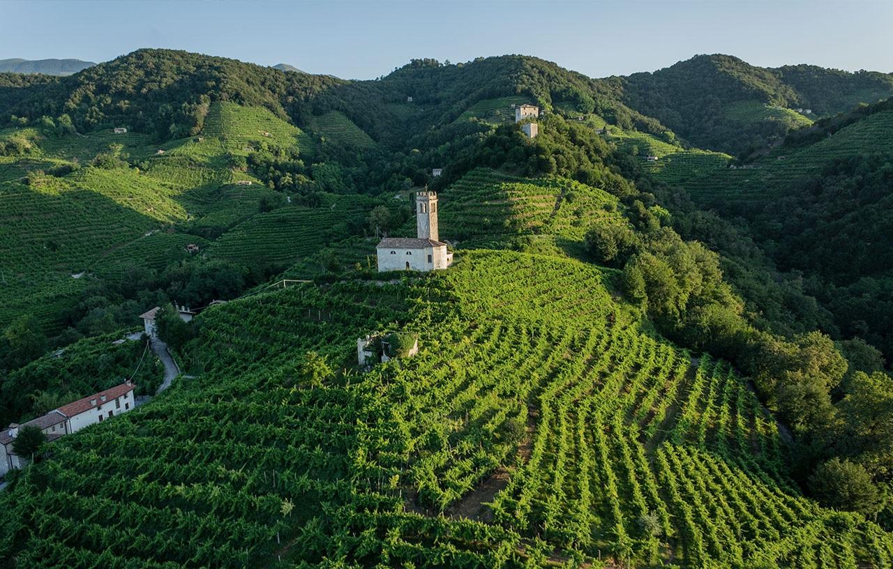 La Farra - Veneto //  Wine Map of Italy>  //  Wine Map of Veneto>
