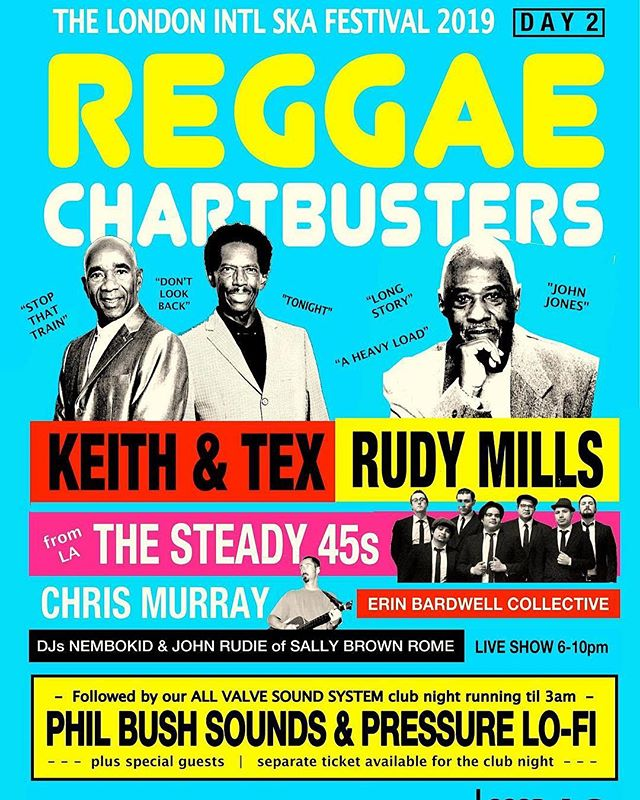 We are honored to be backing Keith & Tex and Rudy Mills 🚀 Who wants roll out to the U.K. with #thesteady45s ??