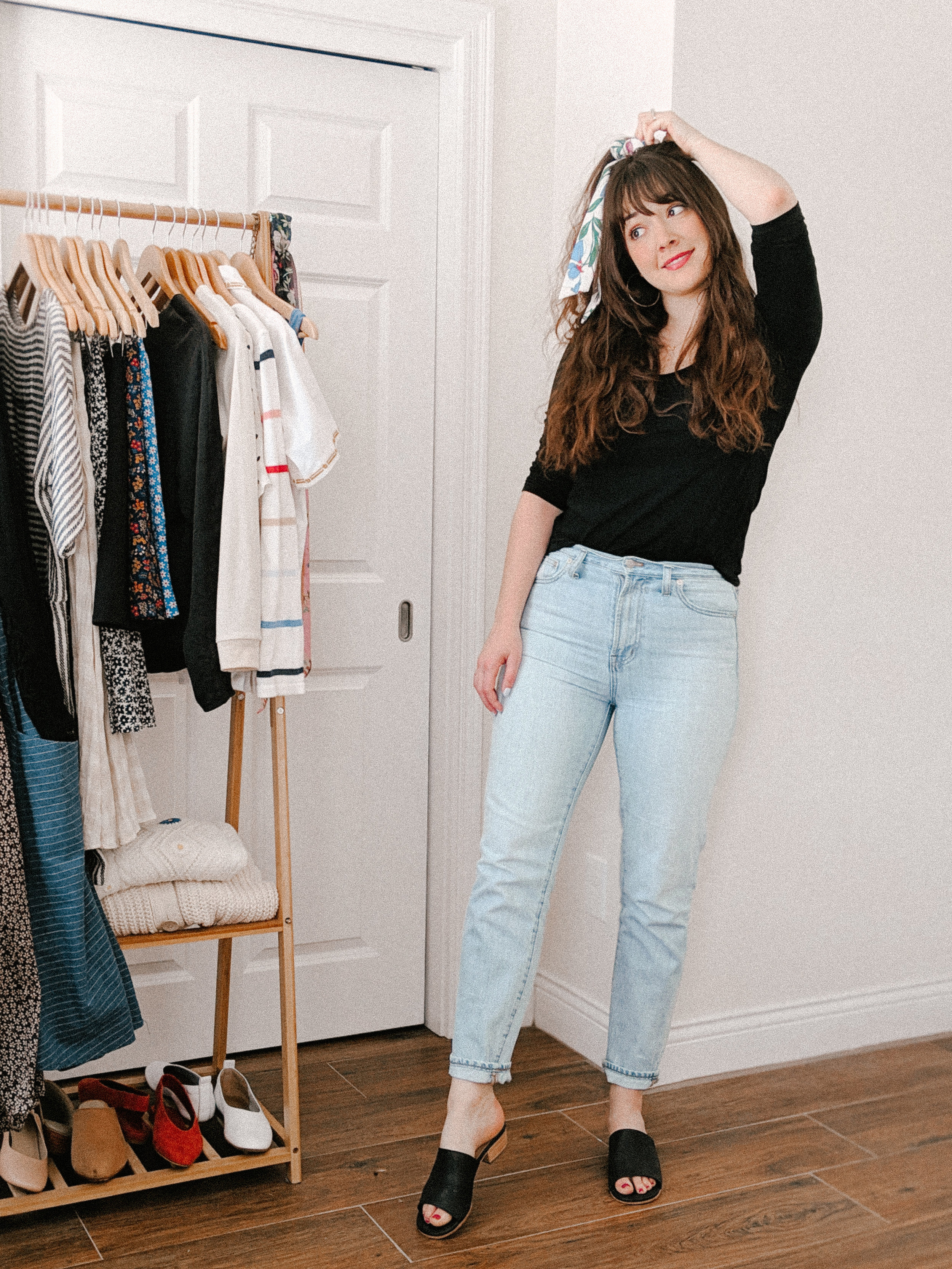 madewell curvy vintage jeans review