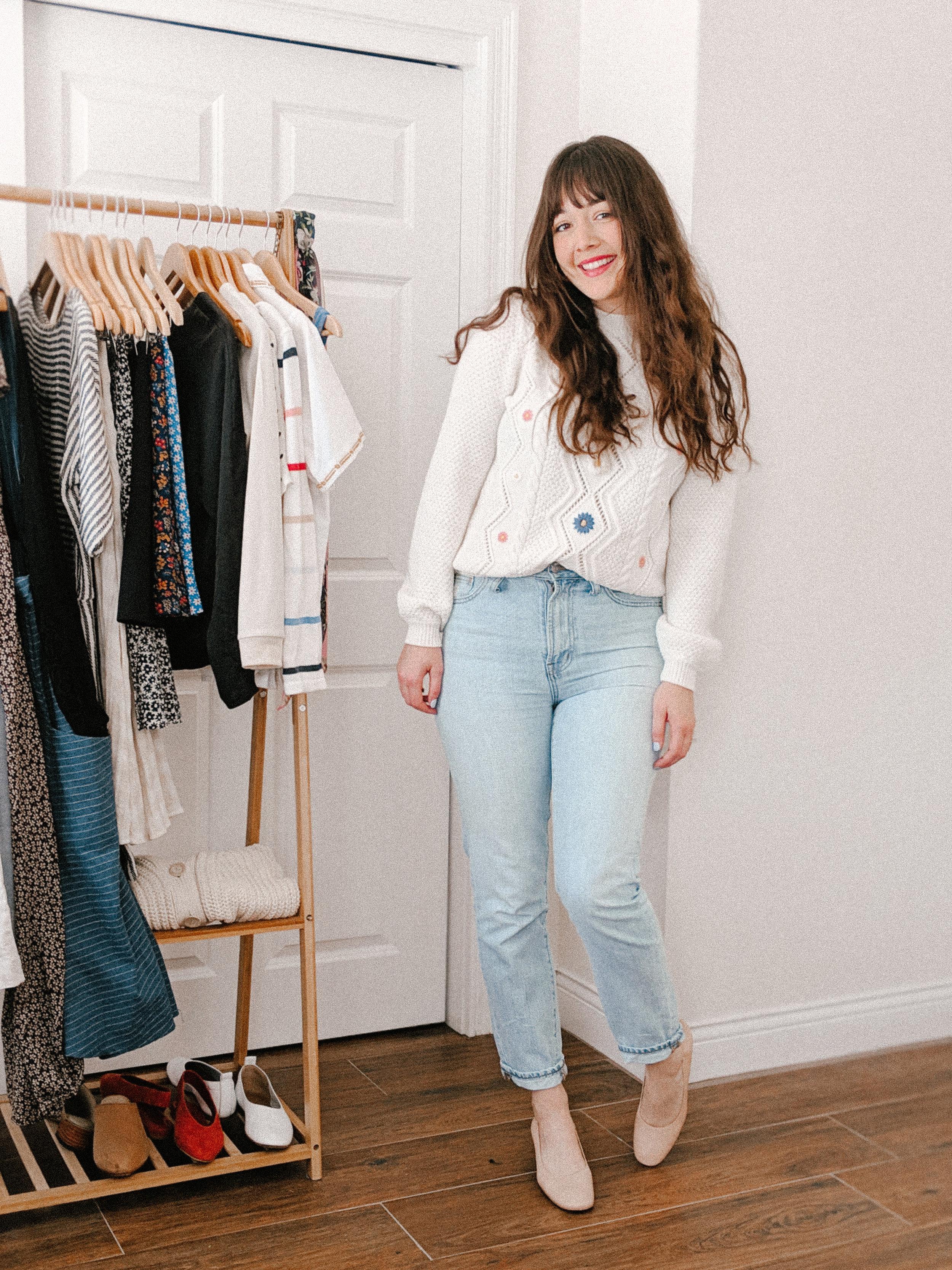 madewell curvy vintage jeans