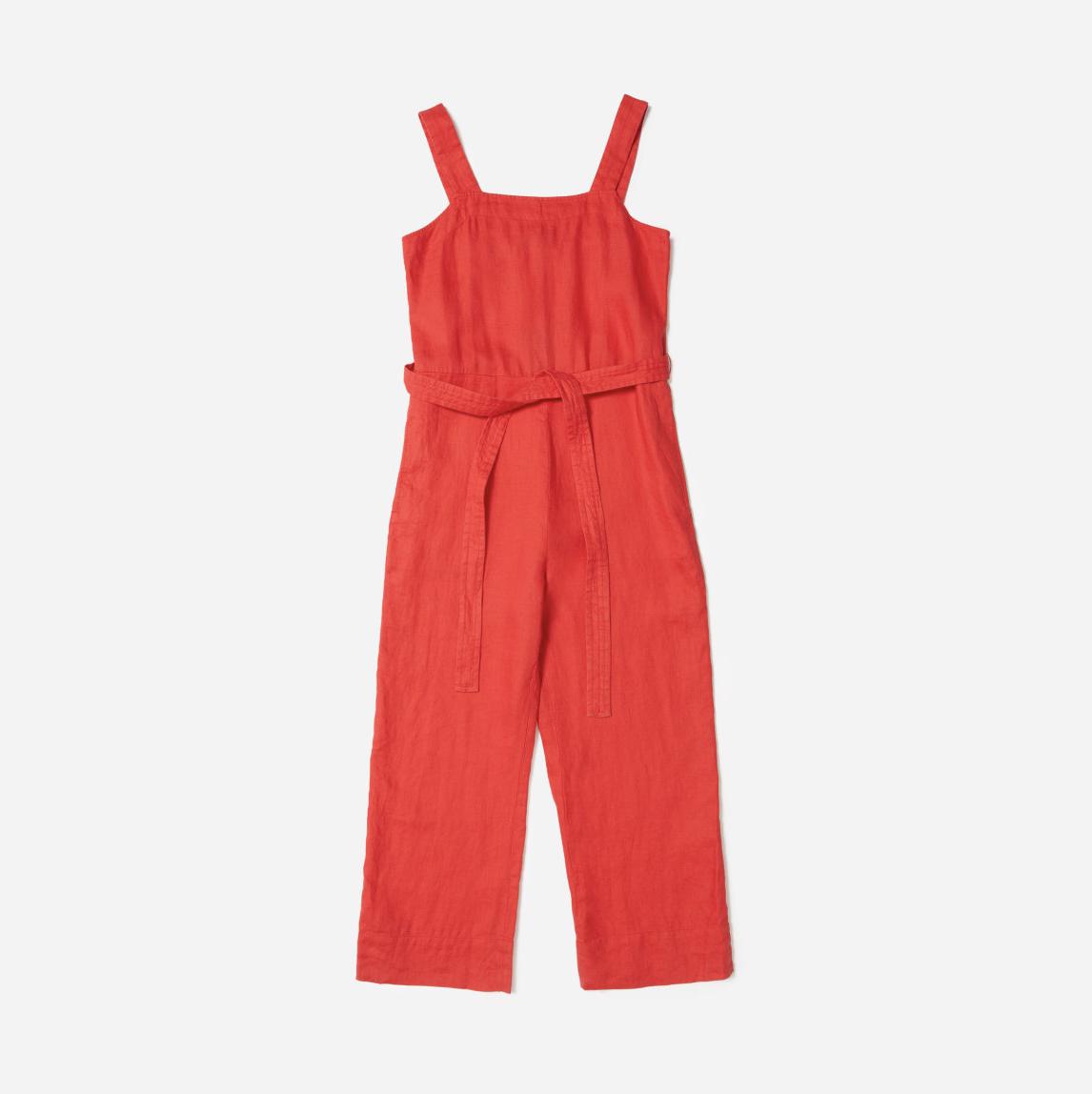 Everlane Linen Jumpsuit - Size 6