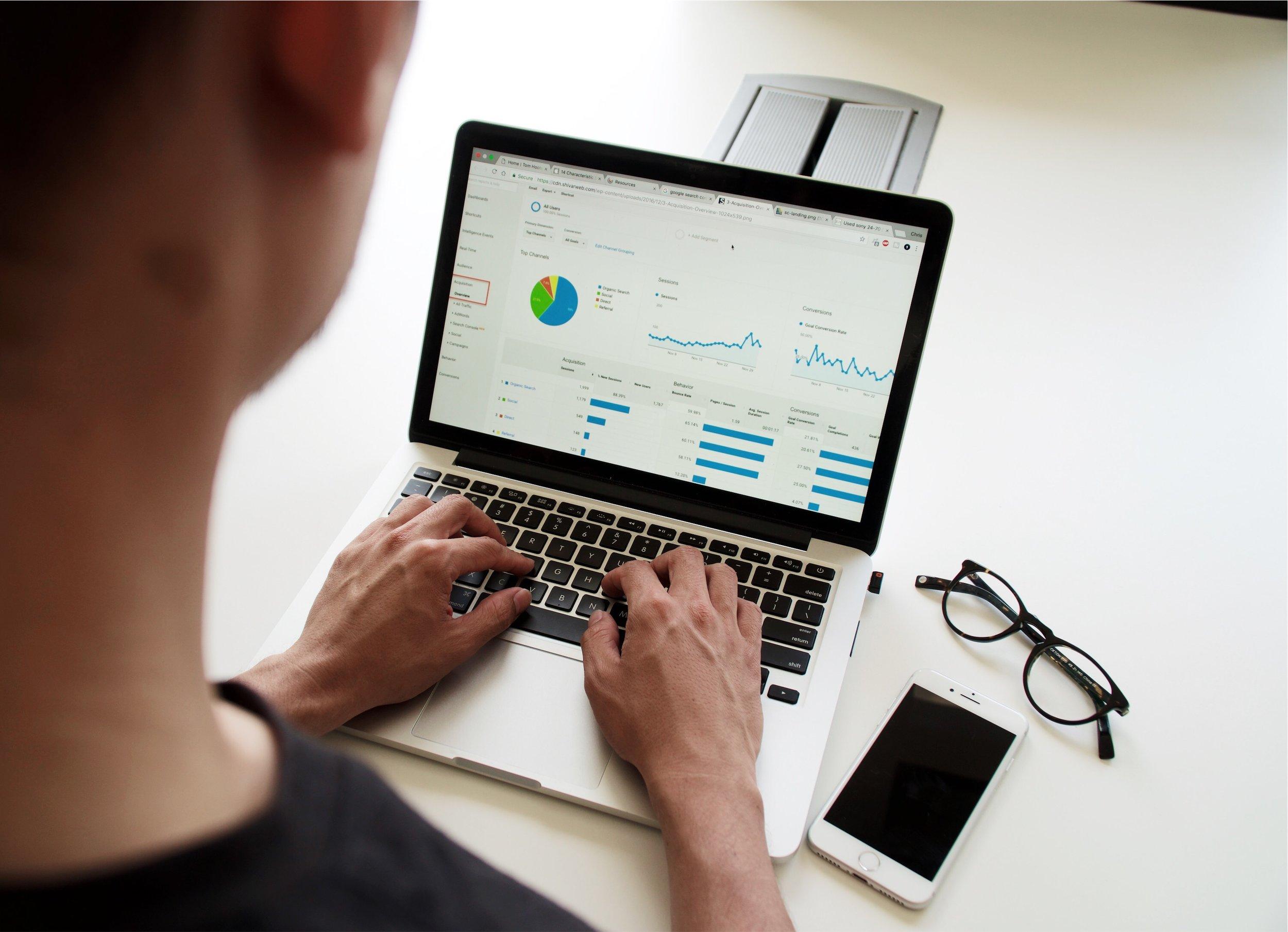 Design your website -