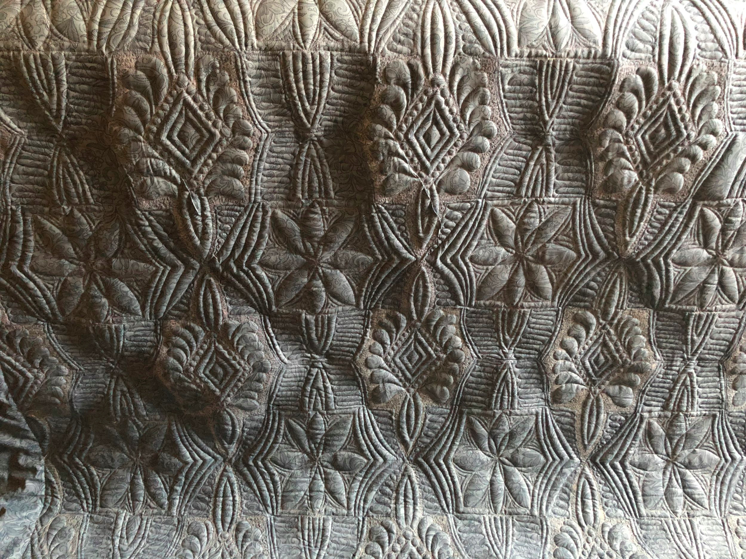Backside Quilting Eye Candy