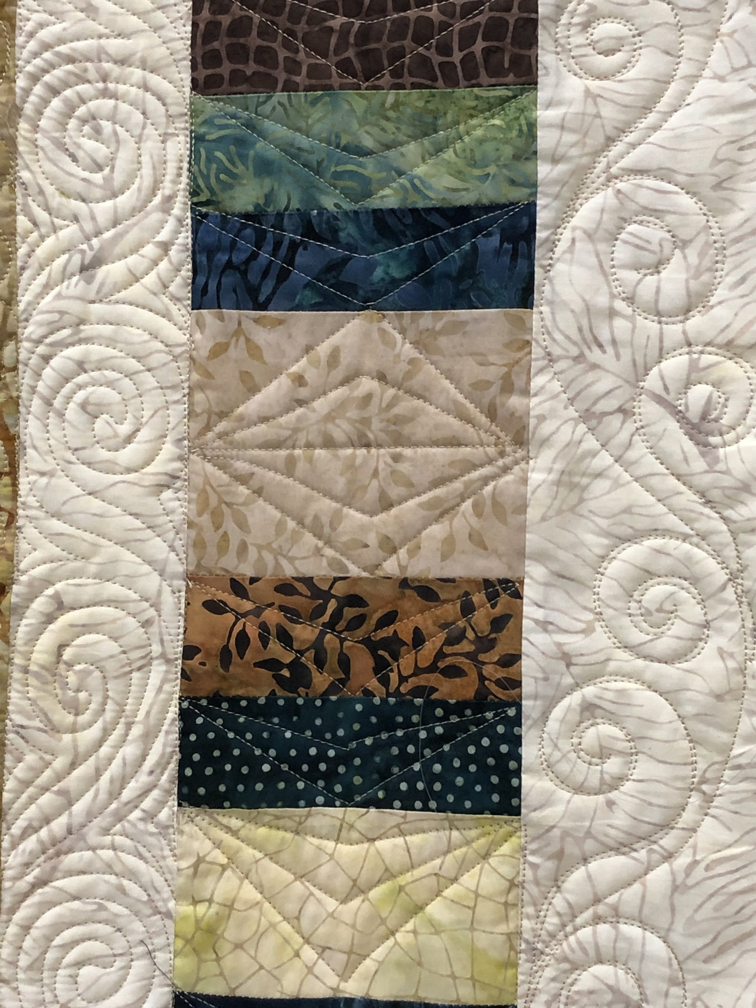 Gallery of photos - Custom Free-Motion Long Arm Quilts by Pam Hayes