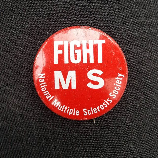 Happy #ThrowbackThursday! Does anyone remember this pin? What year might it be from?