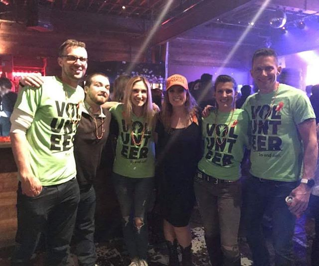 We are The Movement Project! Thank you to everyone who came out last night to rock out with us and raise funds and awareness in the fight against MS. We raised $5,300 at this first-time event, and #FMS blew us all away. We are thrilled to have made new connections and we are excited for what's on the horizon!