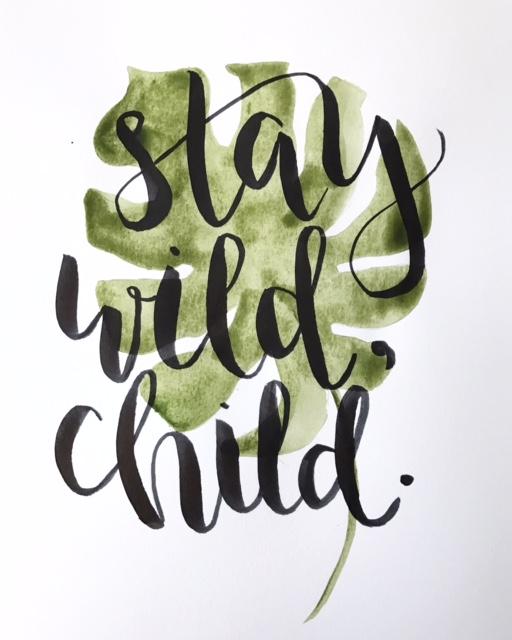Hustle Profile - Natalie Fortunato - Stay Wild Child