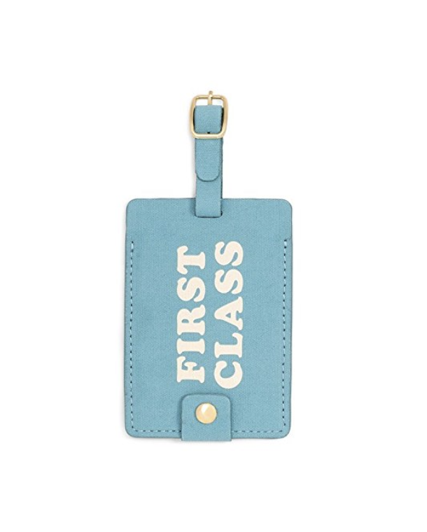 First Class Luggage Tag