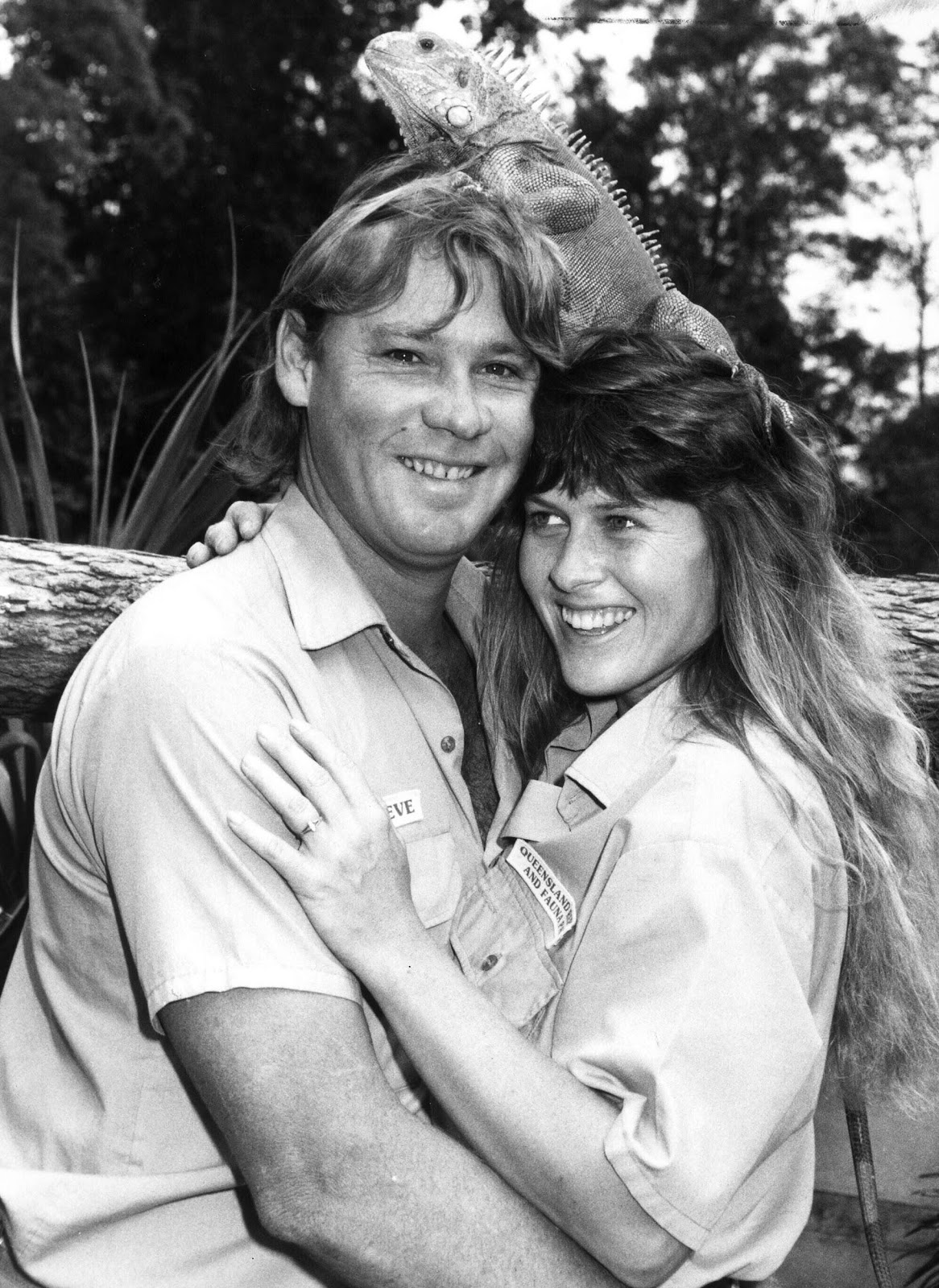 steve-terri-irwin-meeting-zoo