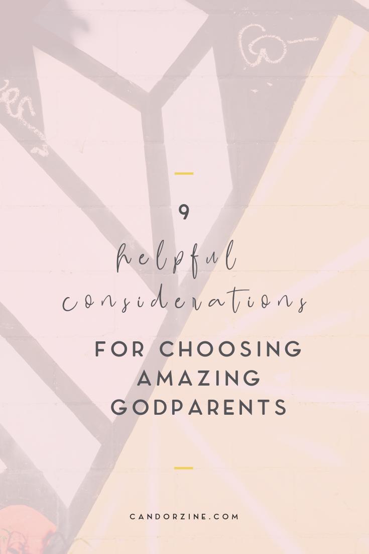 choosing-a-godmother