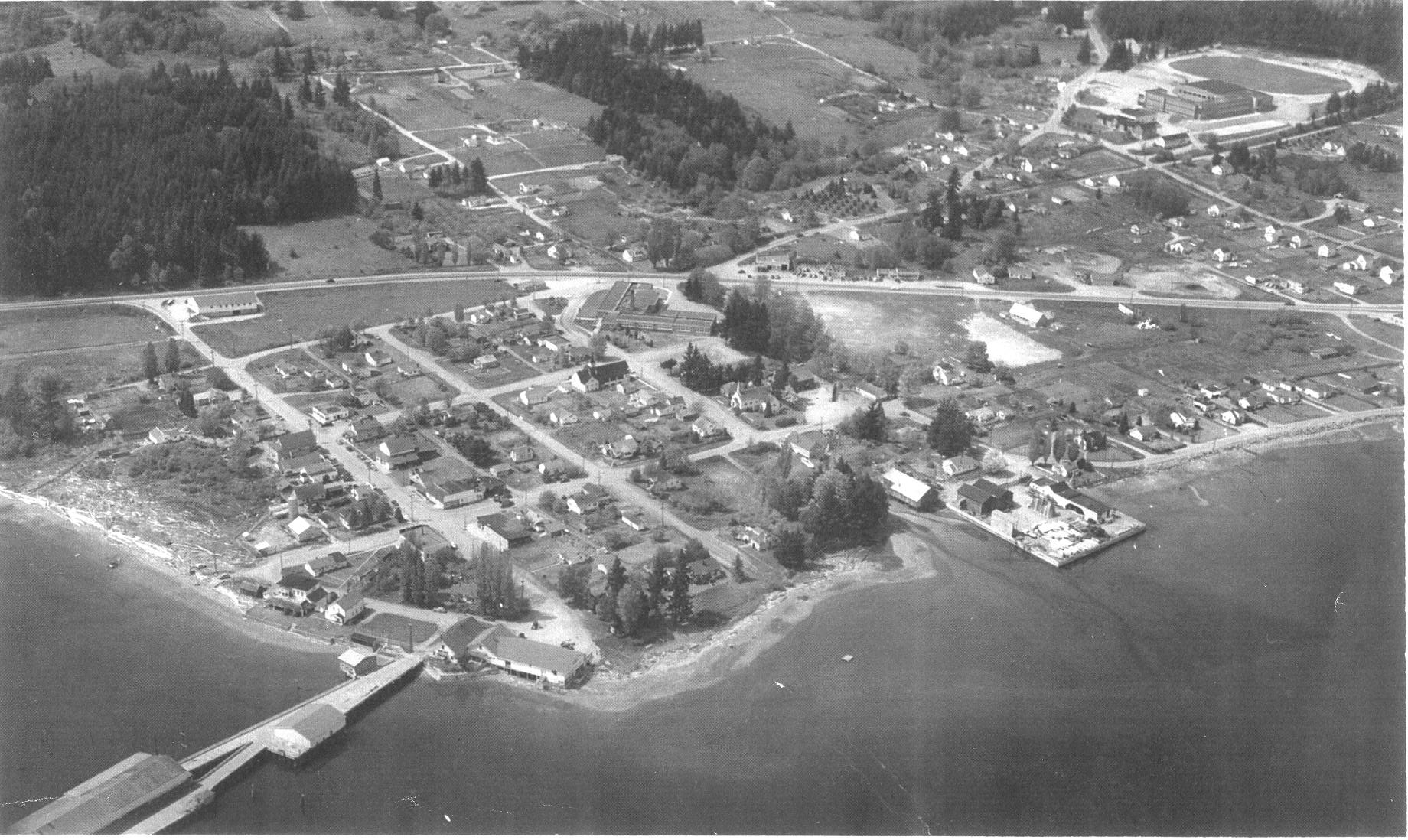 Silverdale aerial about 1952.jpg