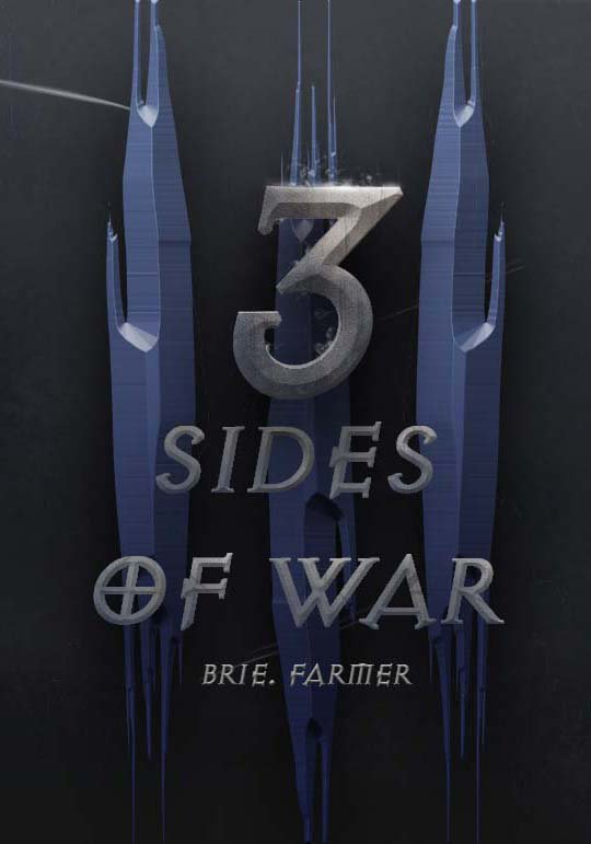 3 sides of war - Written by Brie FarmerReleases November 2019Two Nations at war and a resistance trying to end the killing. When Solider 7 of Free falls for Special Major Adam Blaine of Branch, she was already in turmoil. Unsure if Free was truly helping or prolonging the war. Decisions must be made, sides must be chosen, and lines will be blurred. Solider Seven is none other then Devan William, and the top soldier in the rebellion force, Free. She finds herself falling far too quickly for a man she met in an airport, Special Major Adam Blaine. But, when Free finds out Devan feeds them information she steals from Adam to keep them happy. Until one day her past comes back to hunt her and the demons she thought had forgotten about her want her back. Those demons are systematically assassinating Branch leaders one by one. When Adam is next on their list, they give her an option. Stand aside and let the man she is falling for die, or lose her unknown face. Will she allow Adam to be the reason her true name see the light of day again? Falling in love, a crumbling milita force, and a war that has no end in sight. Devan must protect the family she created after surviving, the man she loves, and the innocents she swore to.