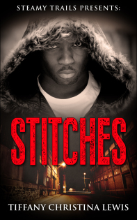 stitches  - Written by Tiffany C. LewisReleases February 2019After catching a grisly Bay Area serial killer, Michael is hit on all sides by change. He starts his investigation with a rookie detective for a partner, his love life is in turmoil, and the pressure at the PD is mounting as the newly minted partners receive a second case that is being pressed as a priority. Michael, the consummate loner, has to manage all of his new relationships, keep his wits and juggle the demands of the PD as he tries to get justice for his victim.Just as the tag team start to hit a stride, the murder attempts start to pile up and Michael is in the crosshairs. The duo must work fast to defend their victim and save Michael's life.https://tiffanychristinalewis.wordpress.com