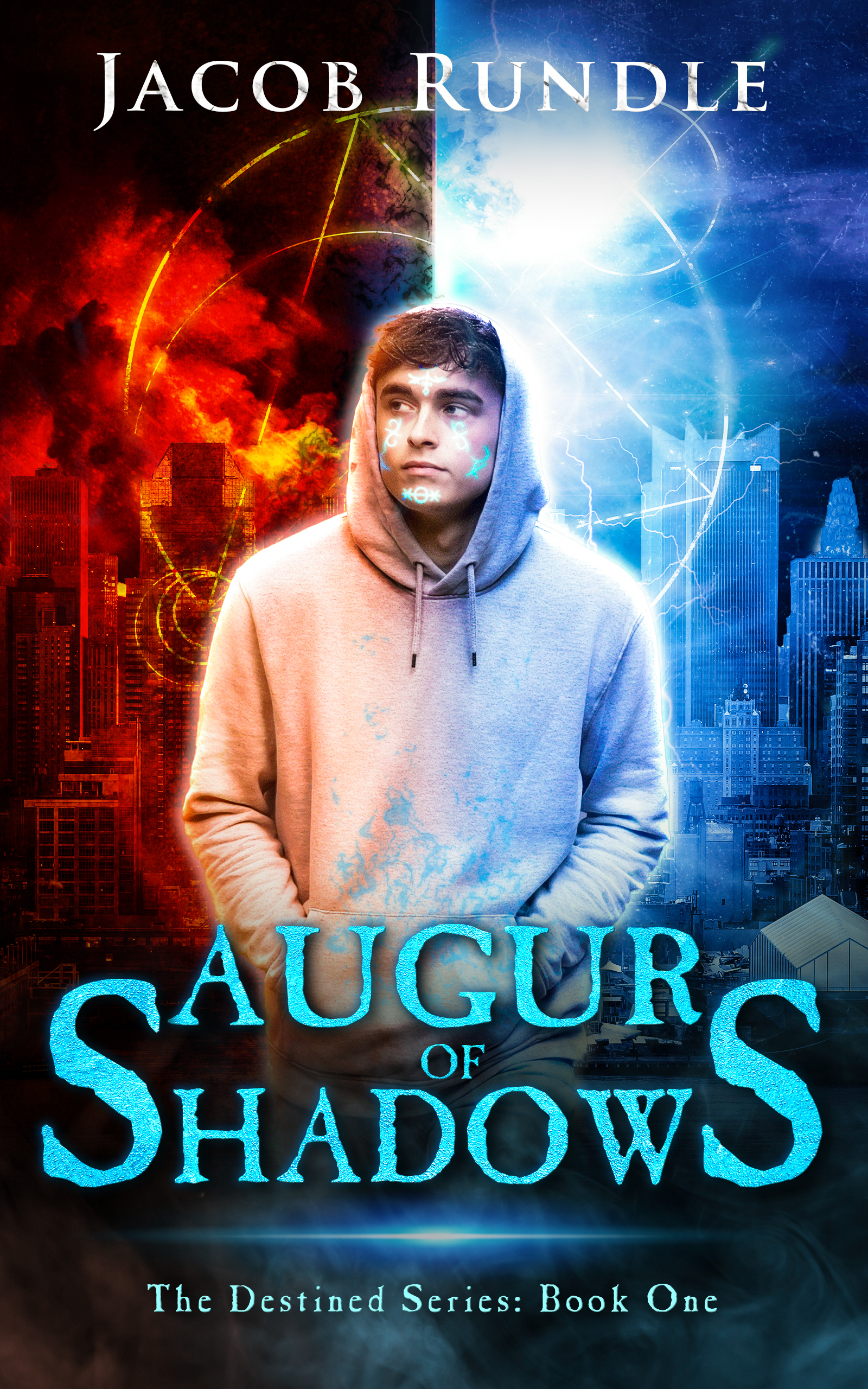 Augur of Shadows - Book 1 of the Destined Series