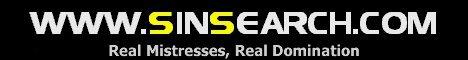 SinSearch Mistress Directory Banner