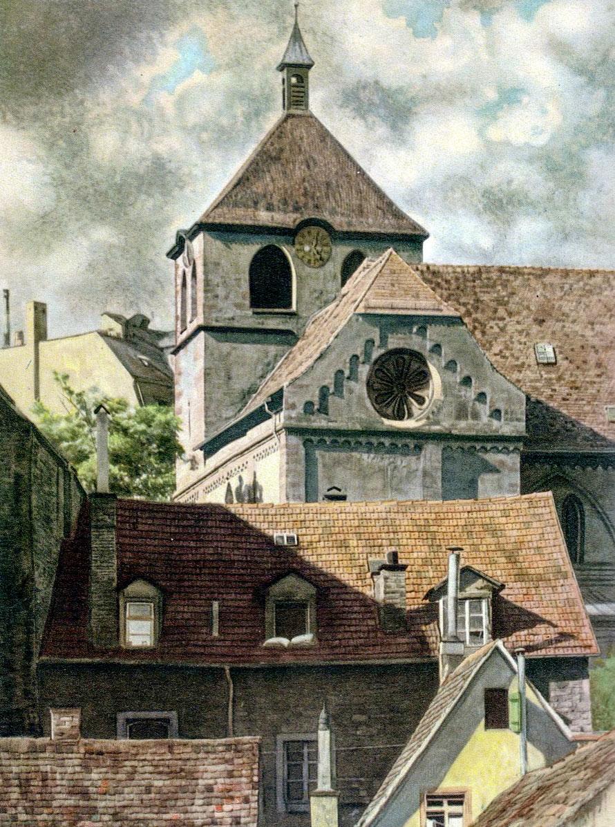 Die Schloßkirche