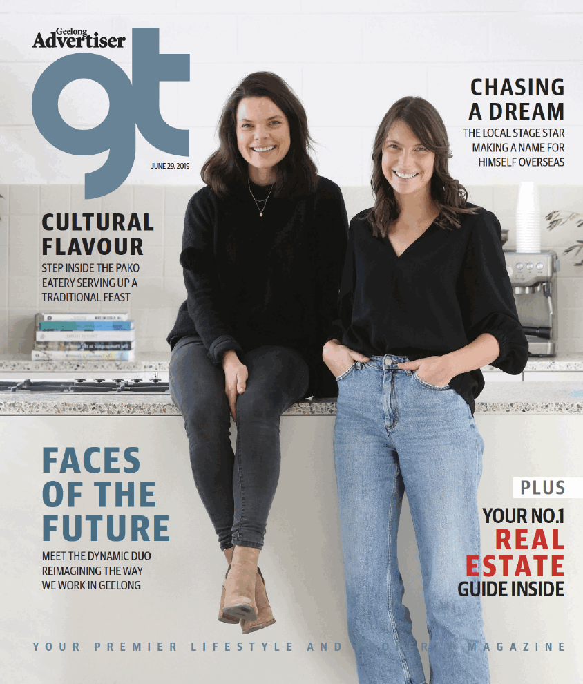 Read about us in the  Geelong Advertiser 's GT magazine   here  .