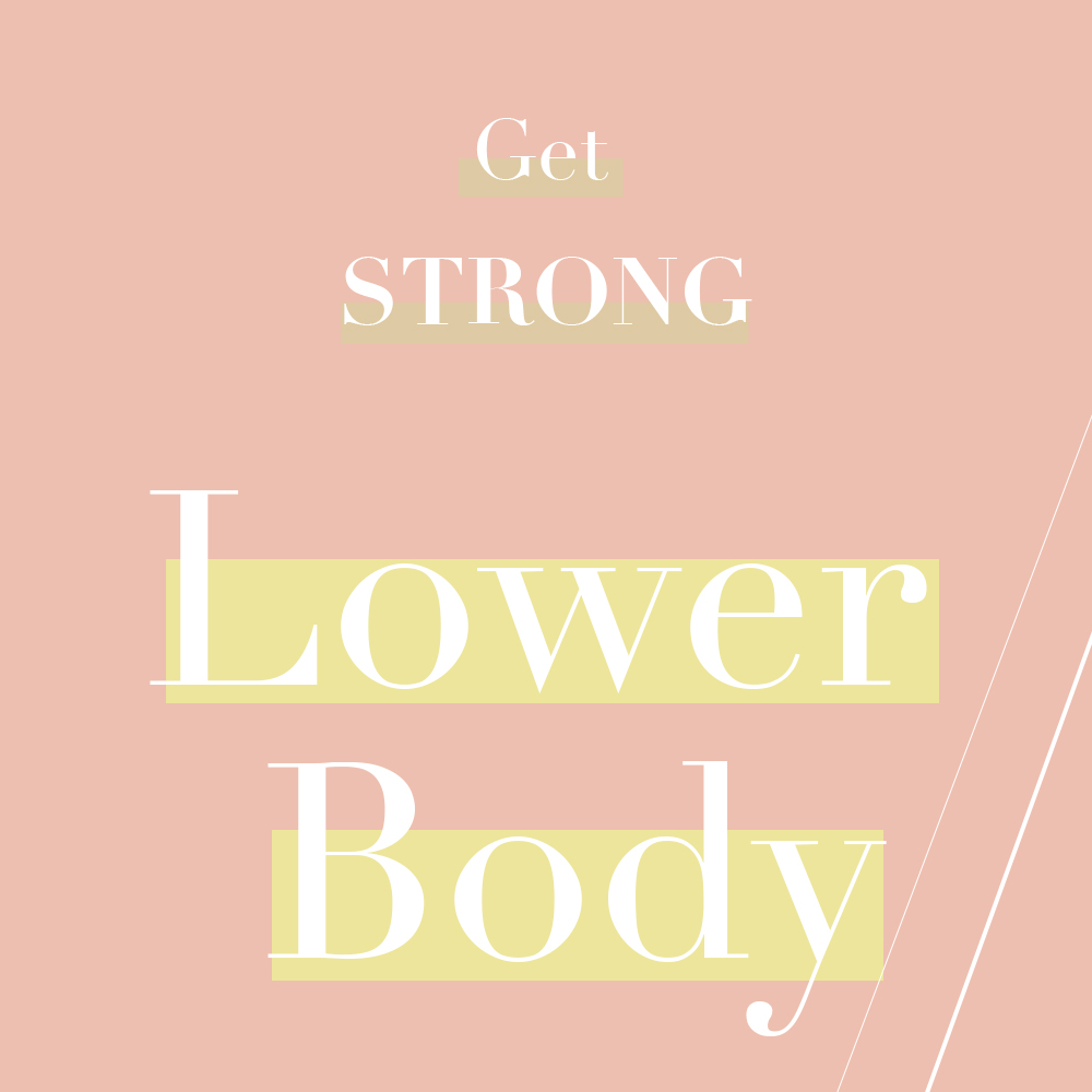 {lower body}