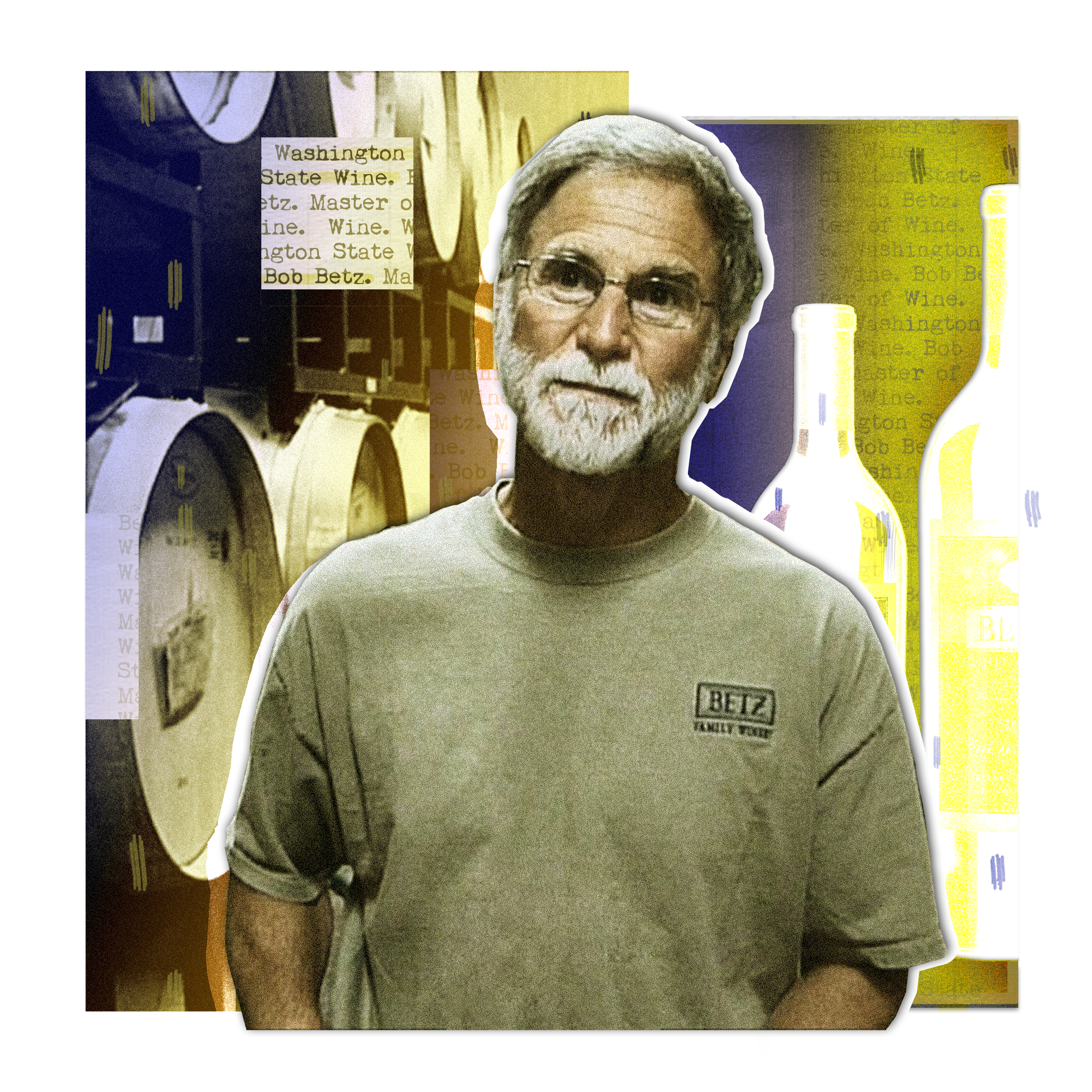Bob Betz, MW