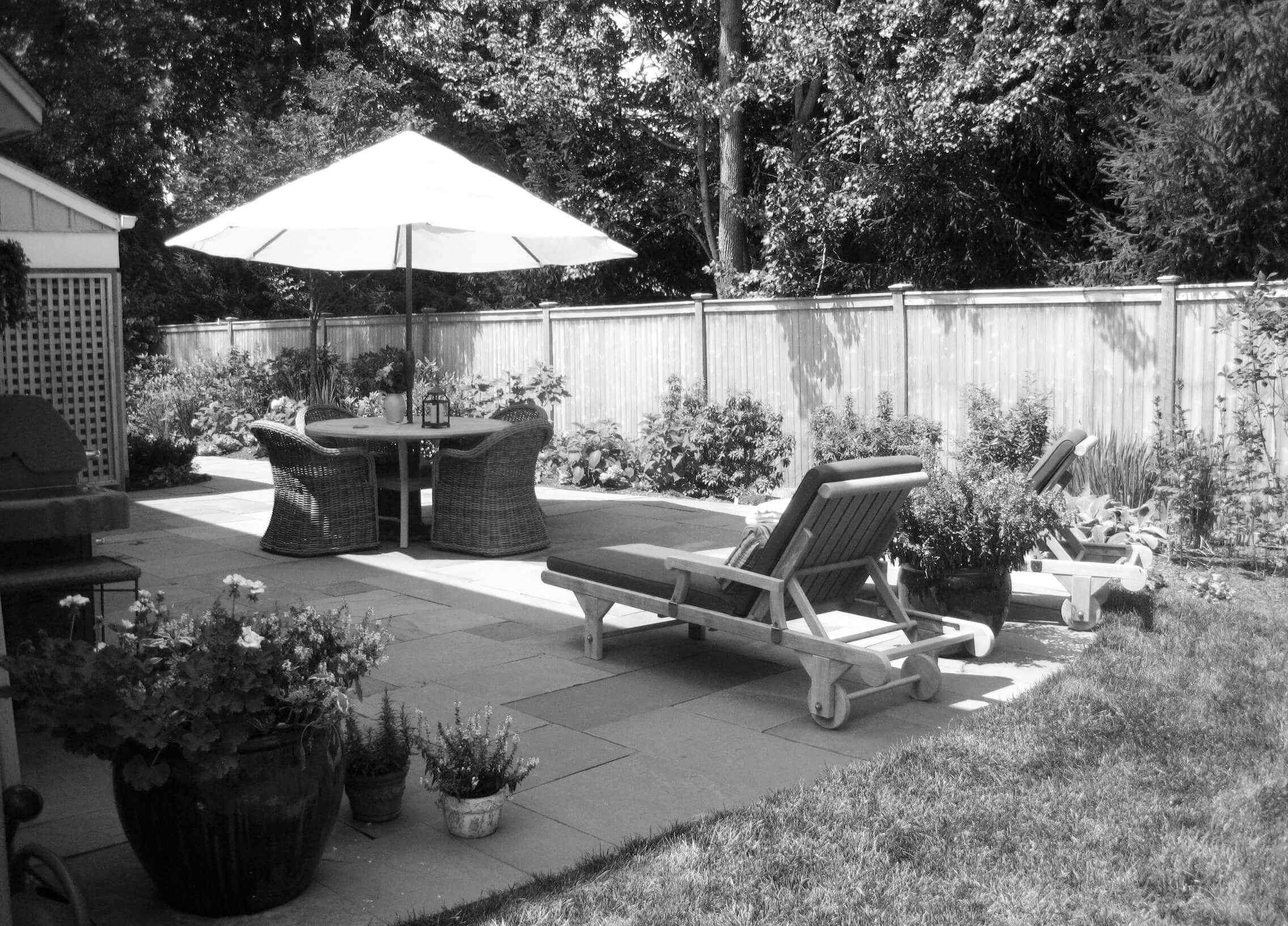 """Laura B., Pearl River, NY - """"They held my hand throughout the entire process, from establishing a realistic budget to providing simple planting instructions."""""""
