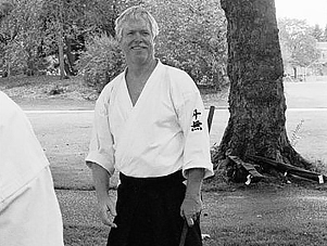 Aikibojitsu Founder, John Thomas Read