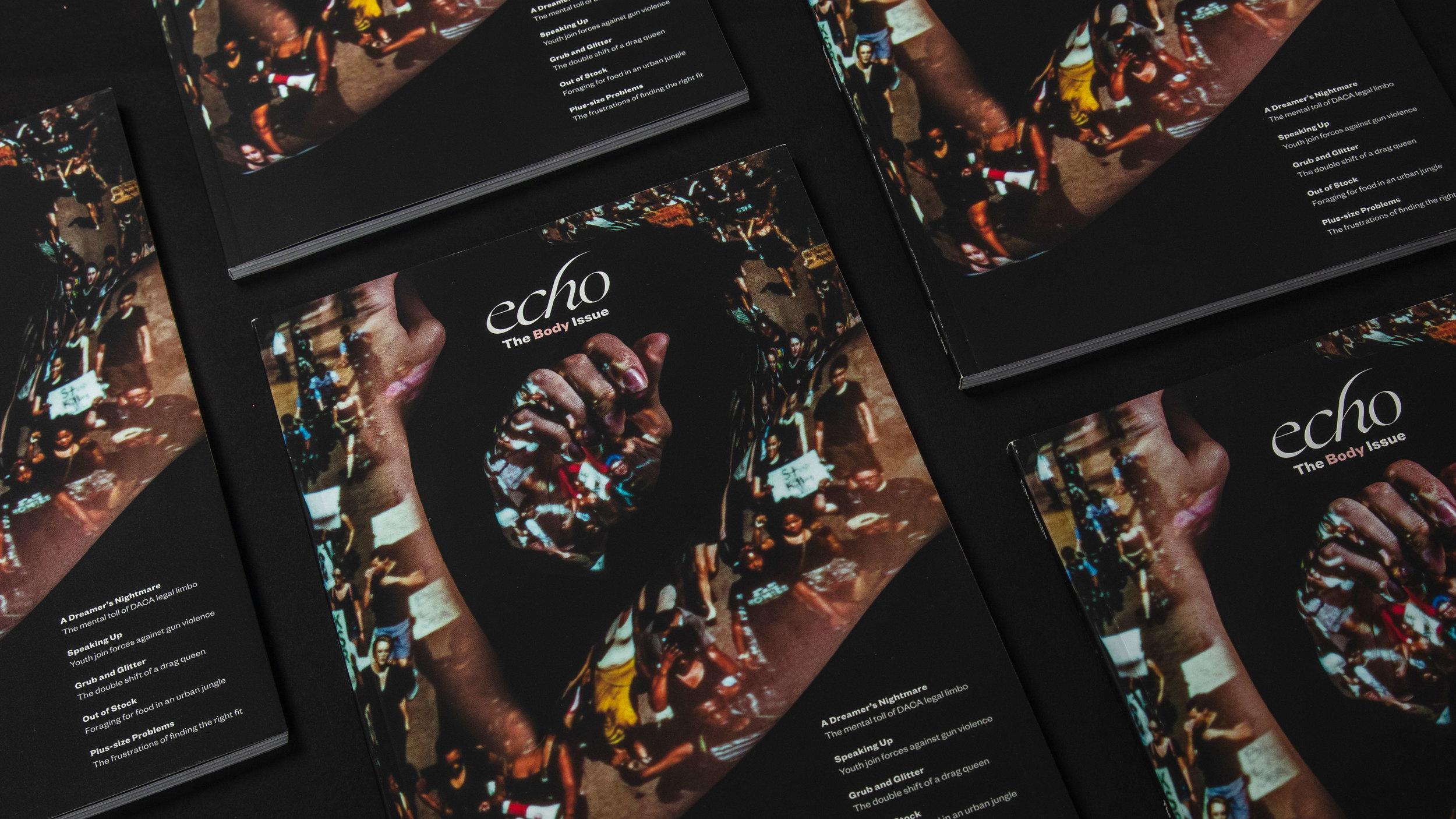 Echo Magazine 2018 -
