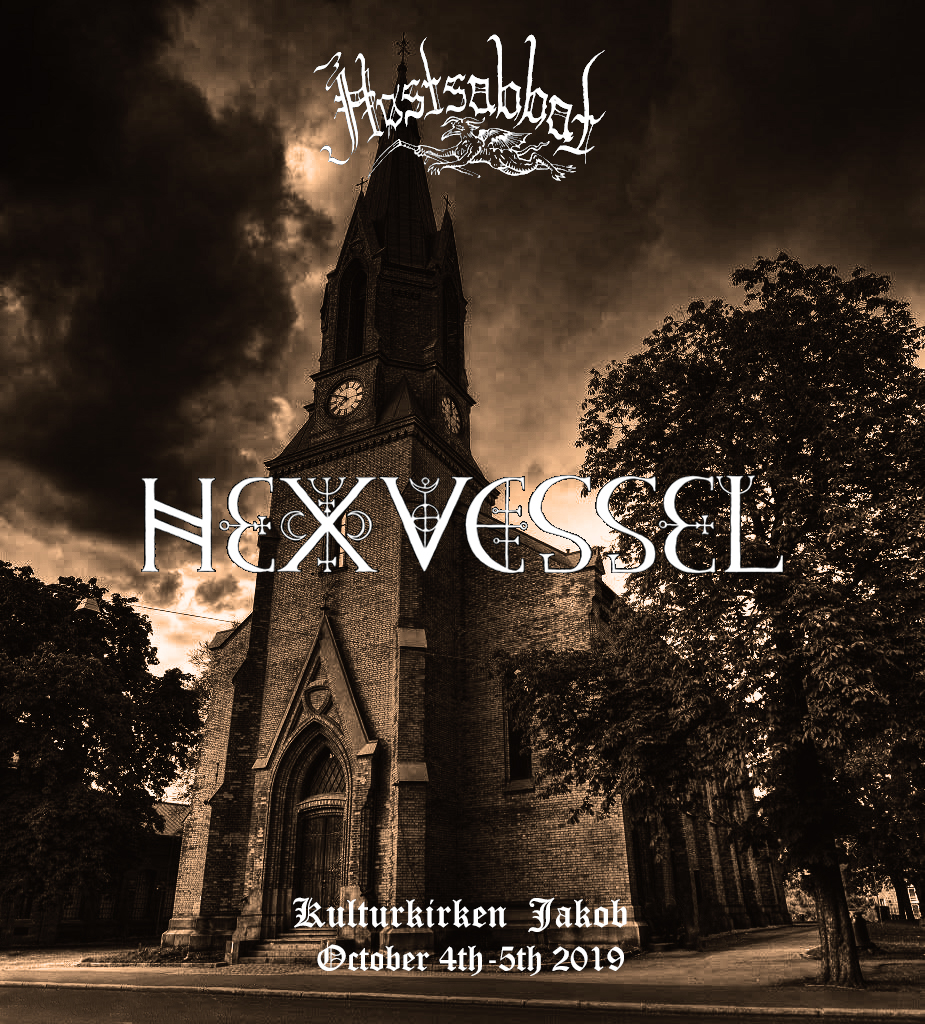 Hexvessel Oslo Høstsabbat Festival 2019 Stoner Doom Rock Psych Sludge Prog